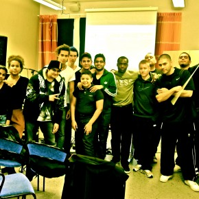 Redline Workshop i Stenhagen Uppsala!